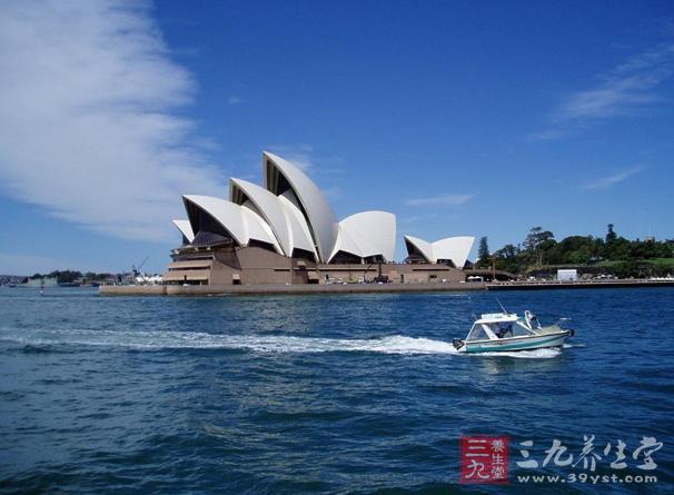 提起澳大利亚就让人联想到悠闲自在的生活