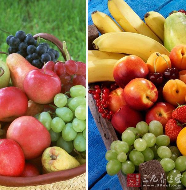 水果蔬菜做的动物