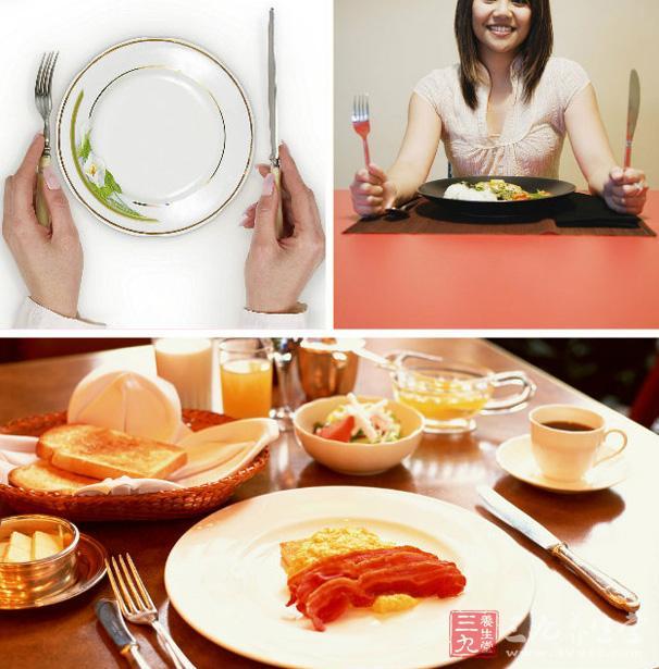 西餐哪只手拿刀_吃西餐的时候,刀叉怎么摆放代表用餐结束-请问吃西餐时,怎么摆 ...