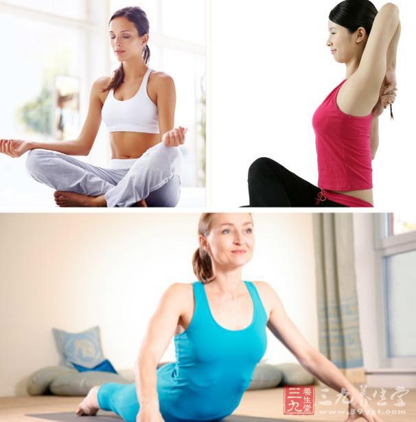 瑜伽视频教程 减肥瑜伽滚动动作教学