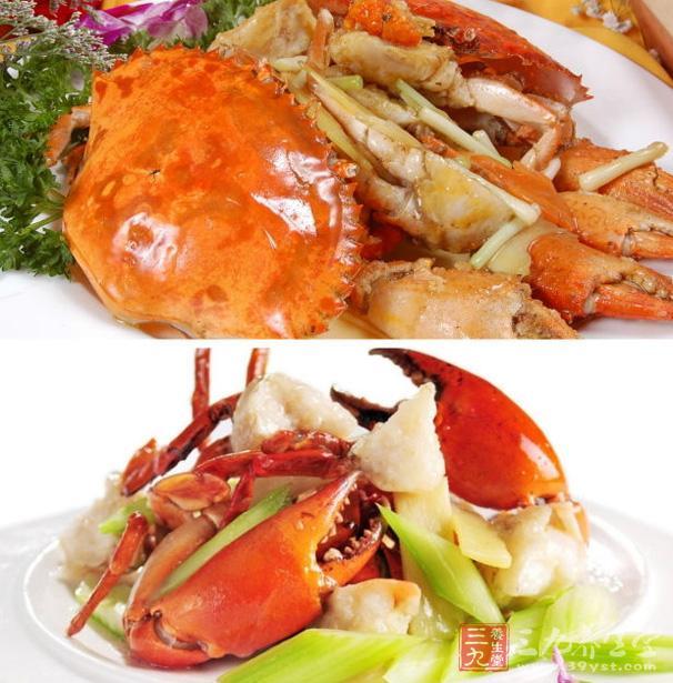 结语:通过全文的阅读,我们知道酱炒小螃蟹的具体的操作步骤了,喜欢
