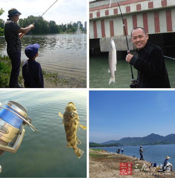 钓鱼技巧 手竿钓鱼的六种方法