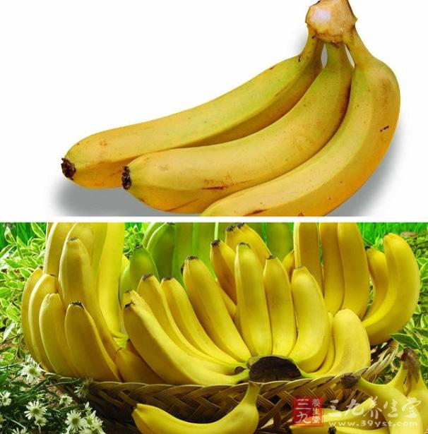 香蕉的功效与作用 既减肥又美容