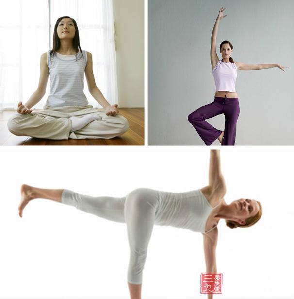 瑜伽视频教程 帮你美背纤腹的瑜伽动作