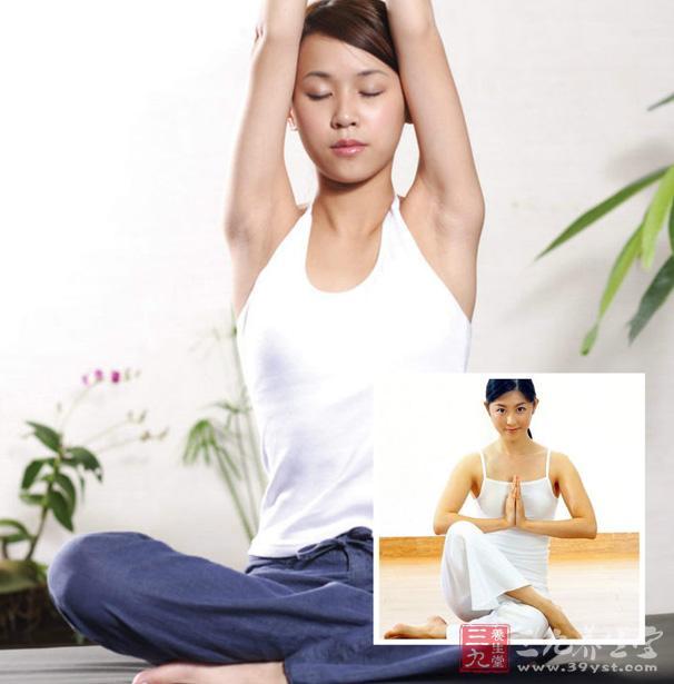 瑜伽可以调整并协调身心健康