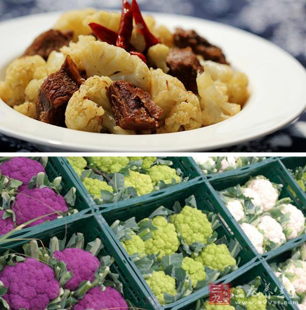 牛肉花菜汤 适合小孩子吃的菜