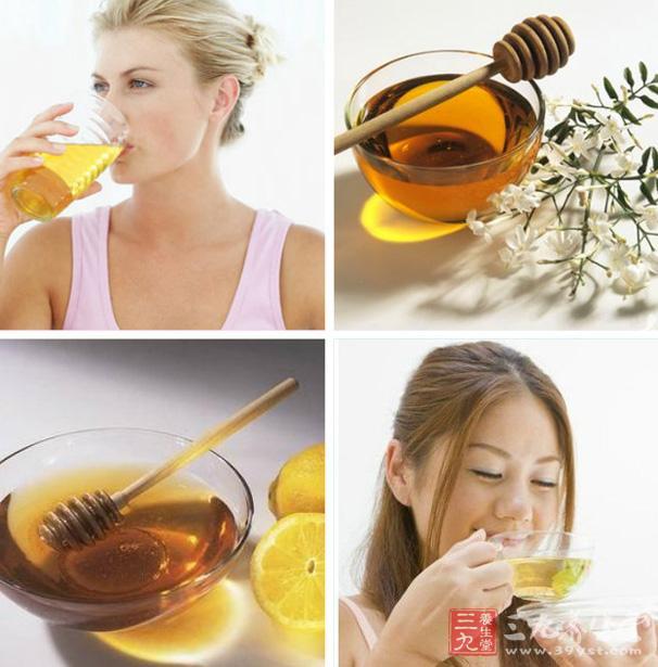 喝蜂蜜水的好处 盘点蜂蜜水对人体的九大好处