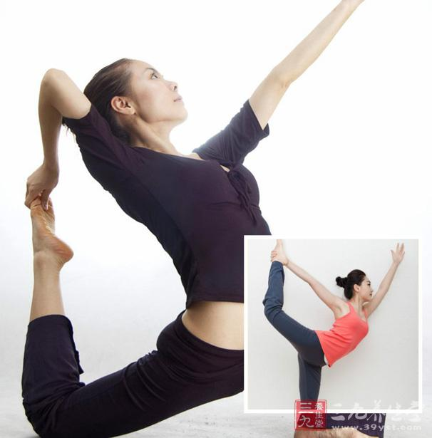 瑜伽视频教程 瑜伽帮你摆脱腿部赘肉