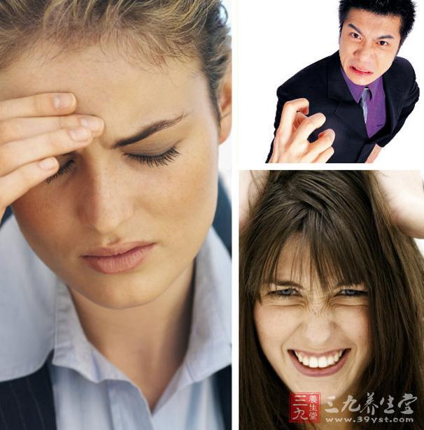 心情不好,会使人处于一种彷徨的精神状态,时间久了就有可能一起眼皮的跳动。