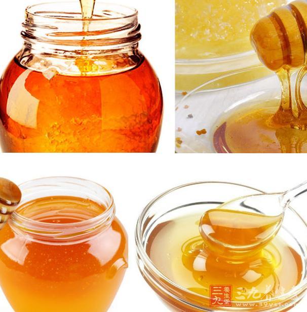 蜂蜜中所含有的各种矿物质和多种酶,可以相互发生协同的作用