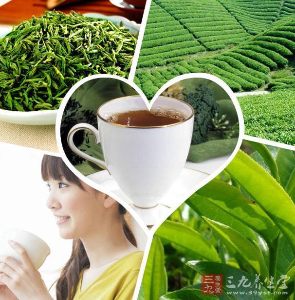 五味煎(荆芥,苏叶,茶叶各6克,生姜3克,冰糖25克)煎汤代饮.图片