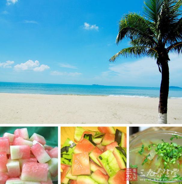 夏季养生 7种饮料清爽过夏