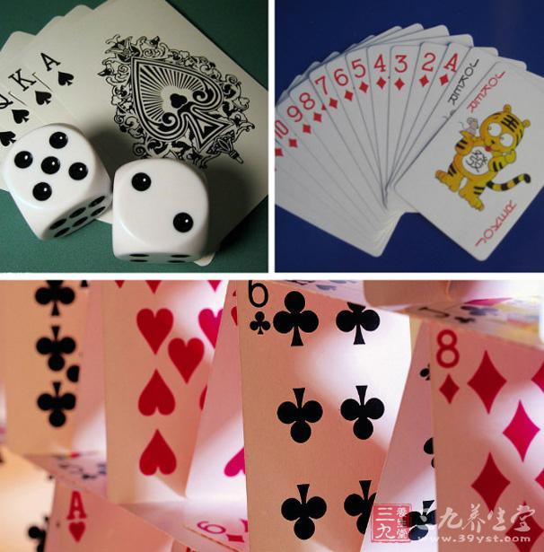 扑克牌的含义 扑克牌的文化内涵(2)