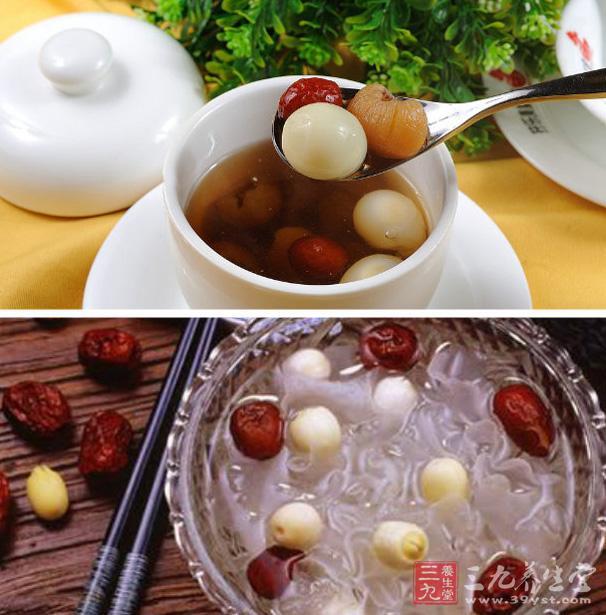 桂圆红枣汤