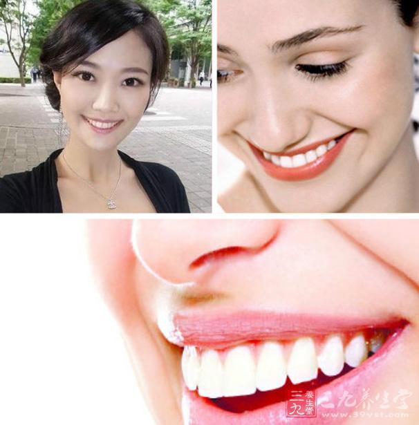 手工折牙齿步骤