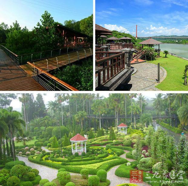 台湾旅游攻略 台湾著名旅游景点及注意事项