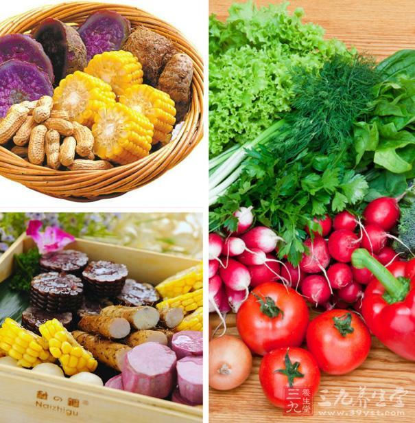 近视眼吃什么好 6类食物有效保护眼睛