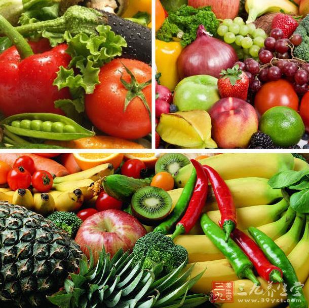 七,水果蔬菜