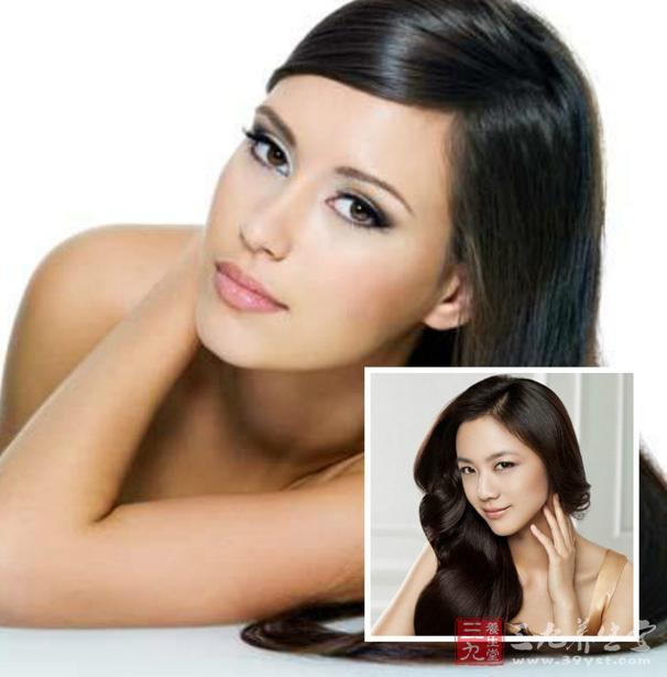 橄榄油护发针对细软发质图片