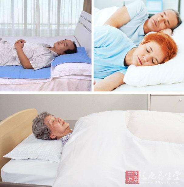 老人能否选择裸睡 - 三九养生堂