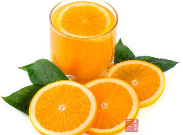 女性美容 橙子帮你全面护理肌肤