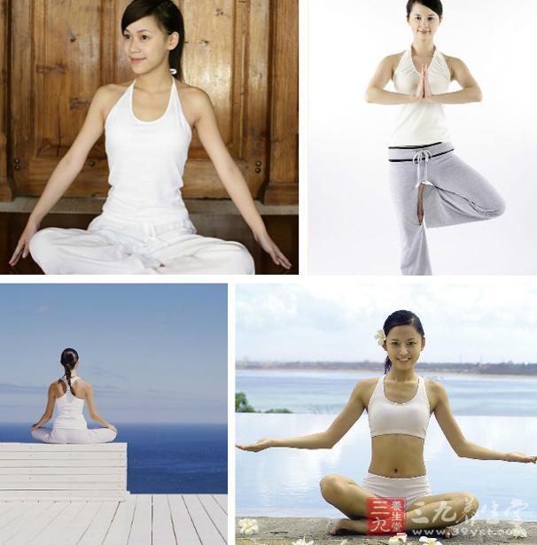 练习瑜伽最好能在干净、舒适的房间里,有足够的伸展身体的空间