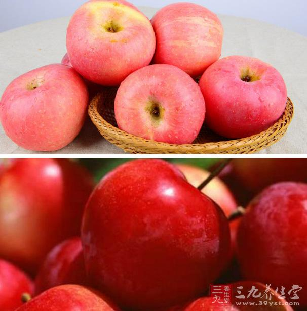 苹果手工小制作