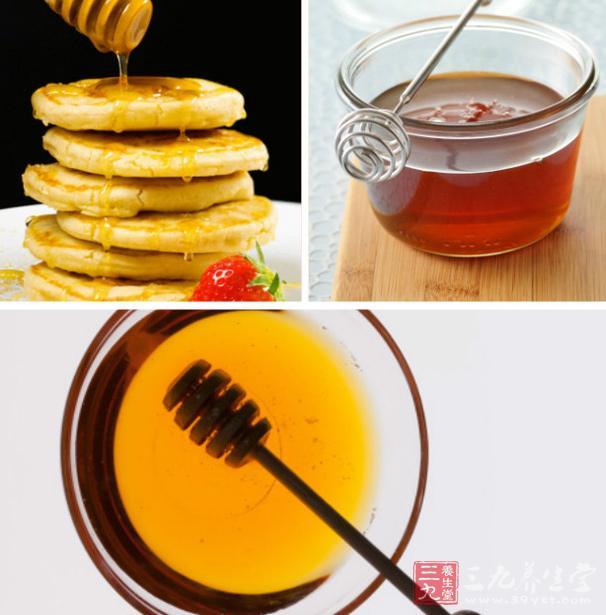 蜂蜜的作用