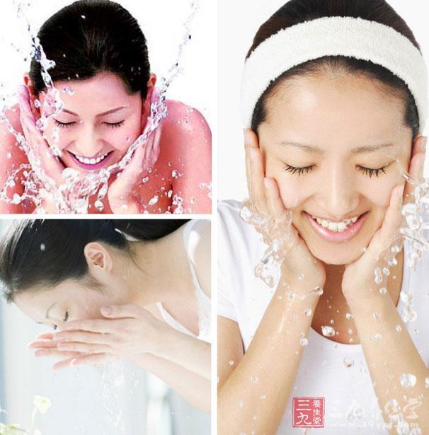 女人必看:99%的人不知道洗脸步骤