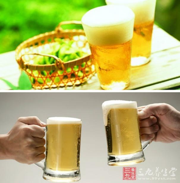 啤酒是由天然原料制成,是可靠的纯天然食品