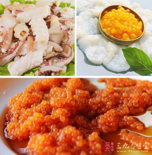 高胆固醇食物动物内脏