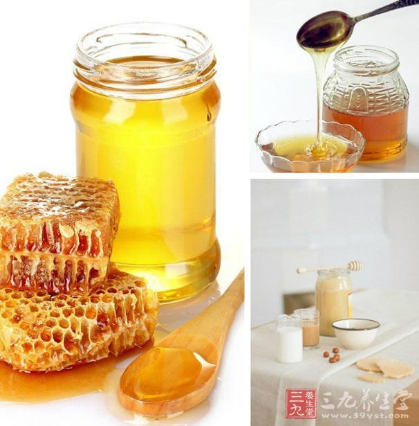 蜂蜜的种类与功效