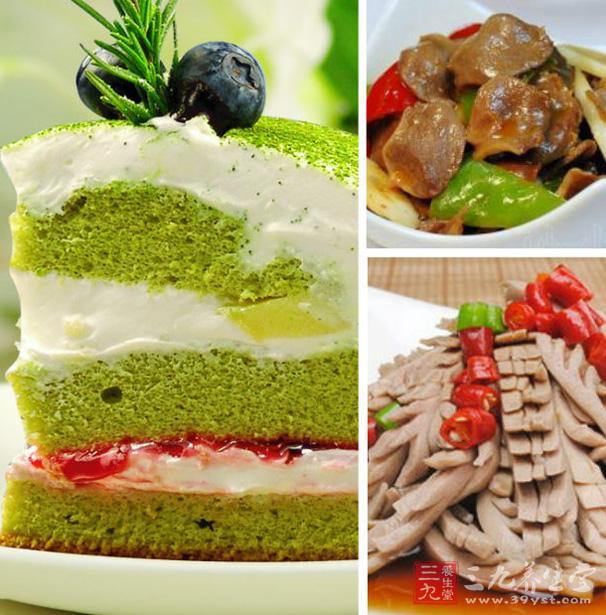 少吃动物内脏,动物脂肪及甜食
