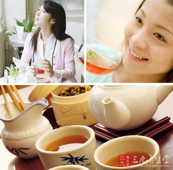 女人喝什么茶最好 7种体质的对症养颜暖茶