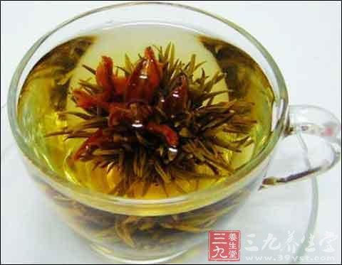 蒲公英茶 常喝可预防缺铁性贫血