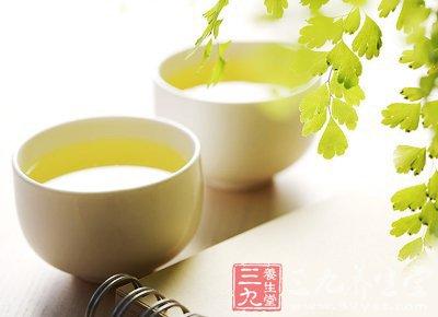 简易法喝绿茶防宫内膜癌