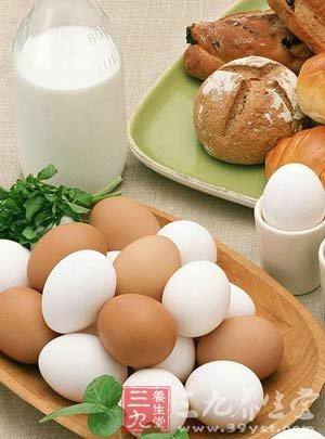 生活小常识 鸡蛋的5个保健功能
