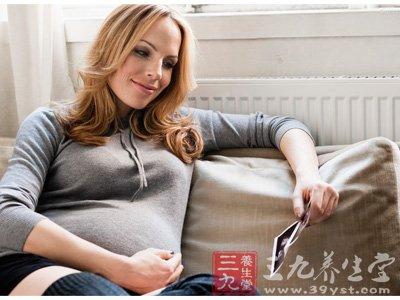 临产前征兆帮您顺利度过分娩期