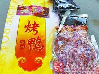 曝光 北京黑心烤鸭仍然名目张胆出售