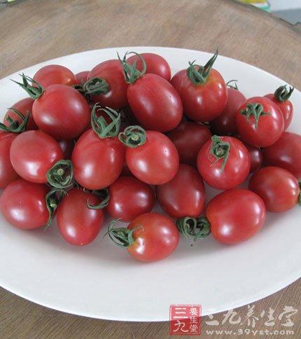 吃番茄的六大禁忌