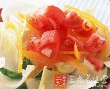 番茄瘦身食谱 夏天让你瘦着过