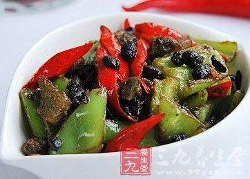 五款辣椒减肥食谱