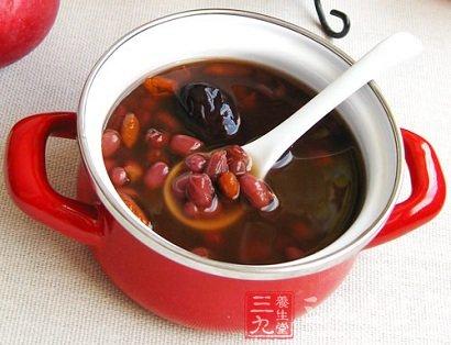 4款红豆汤 完美身材也能喝出来