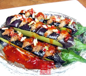 盘点美味茄子四种做法