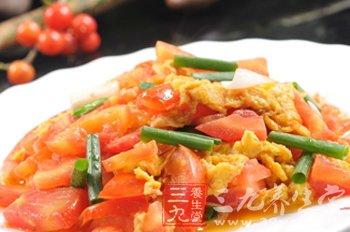 饮食瘦身西红柿 甩肉又美肤