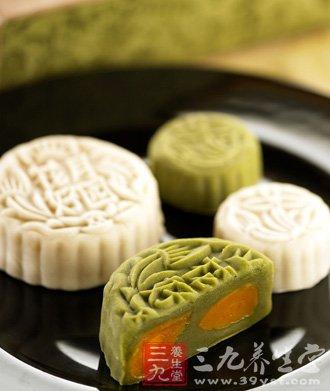 中秋节将至 自制3款经典月饼