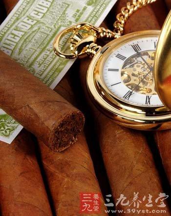 古巴雪茄 尽享燃烧的从容