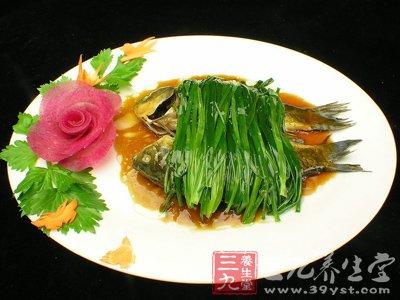 美味小厨房教你吃鱼养生妙计