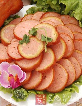 小火腿做出大营养的9道家常菜