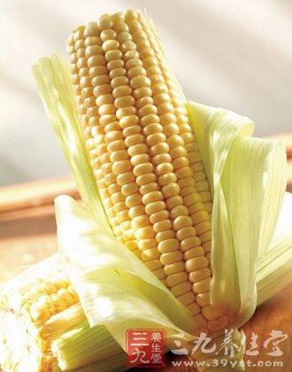 玉米排毒减肥食谱